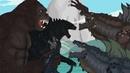 Кинг Конг против Годзиллы 5 - Зилла / King Kong vs. Godzilla - Zilla
