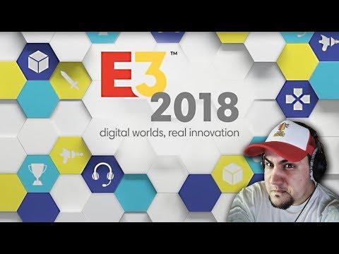 [18] Шон комментирует презентацию Sony на E3 2018