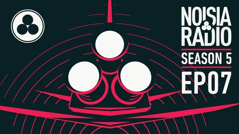 Noisia Radio S05E07 (Incl. MethLab Guest Mix)