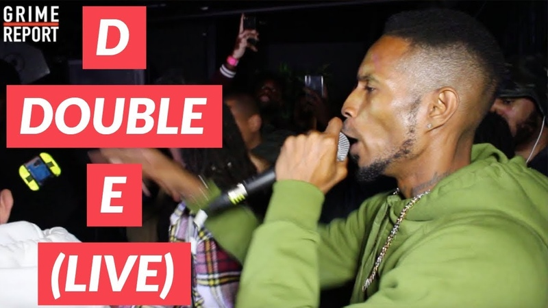 D Double E Smashes It Live With : Back Then, Nang, Better Than The Rest More From 'Jackuum'