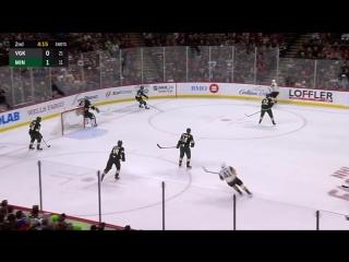 Vegas Golden Knights vs Minnesota Wild – Oct.06, 2018 _ Game Highlights _ NHL 18