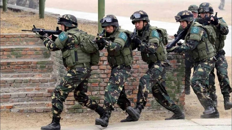 Chinas PLA Special Operations Forces being tested in smart upgrade