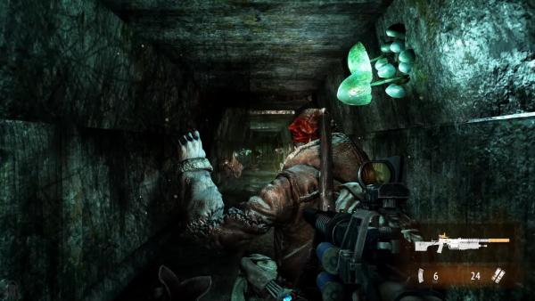 Metro Last Light дополнение Chronicles Pack ХАН Игрофильм