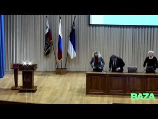 Мэр Белгорода дал присягу под музыку из