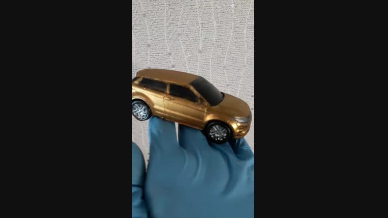 Мыло ручной работы Range Rover Evo