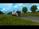 Euro Truck Simulator 2 карта Mario Map продолжение