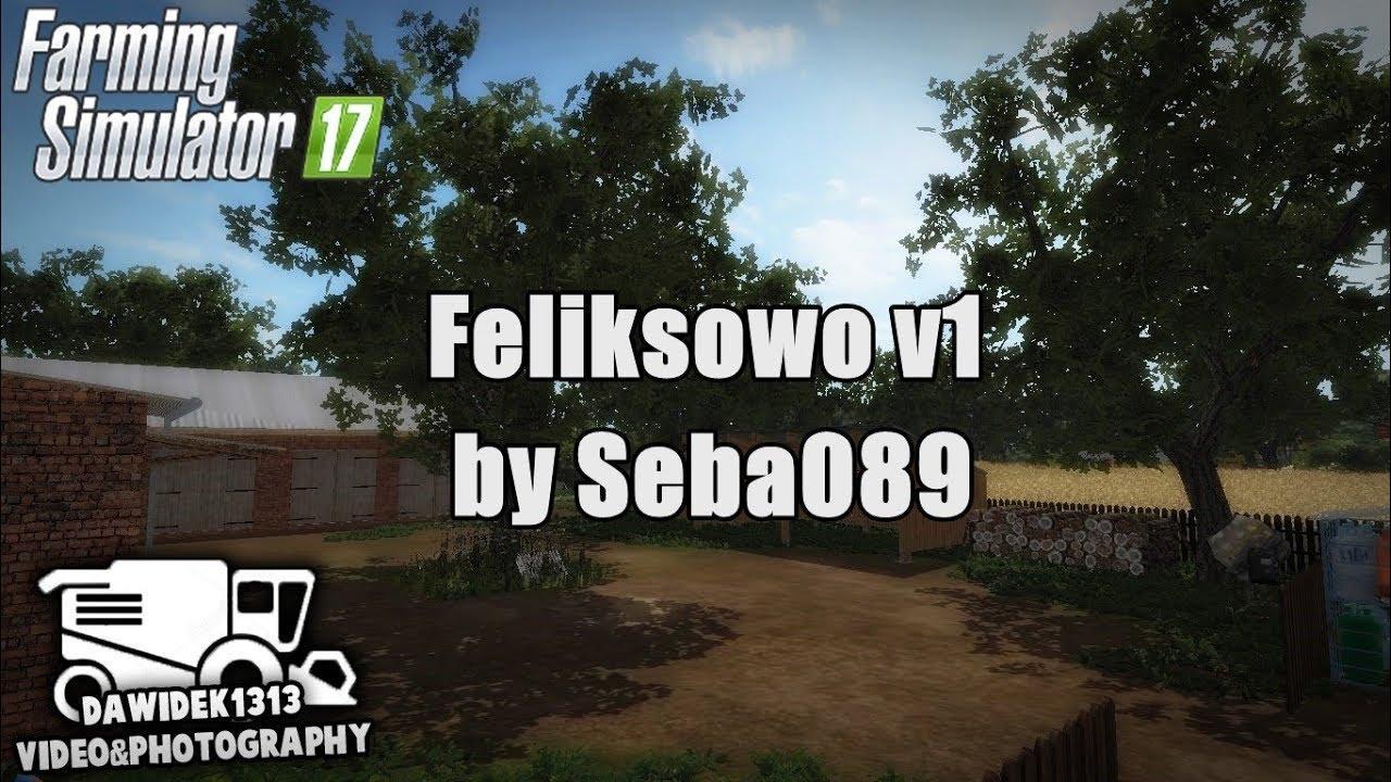 КАРТА FELIKSOWO V1.0