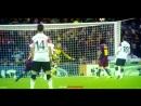 David Villa Goal Vs Man Utd