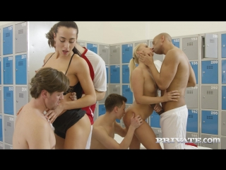 Private.18.07.14.anna.rose.and.cayla.lions.locker.room.orgy
