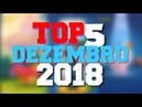 5 MELHORES JOGOS DE ANDROID Dezembro 2018