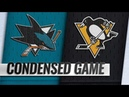 San Jose Sharks vs Pittsburgh Penguins | Feb.21, 2019 | Game Highlights | NHL 2018/19 | Обзор