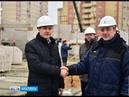 Строительство детского сада в «Яблоневом посаде» Ярославля завершится в этом году
