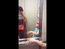 Застряли в другом лифте