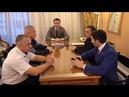 """Приглашение на форум """"Создаем будущее """" от президента бизнес ассоциации """"Аванти """" Рахмана Янсукова"""