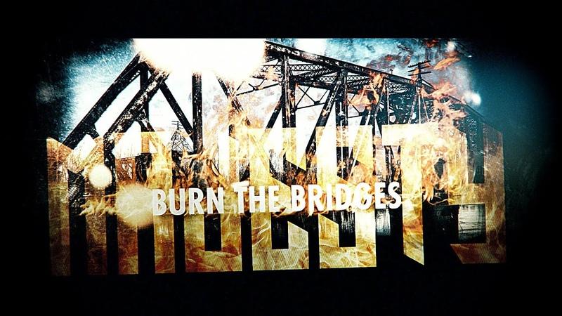 MAJESTY Burn The Bridges Official Lyric Video Napalm Records