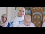 Очень красивое Крещение ребенка в храме Александра Невского 2018 (Новосибирск)