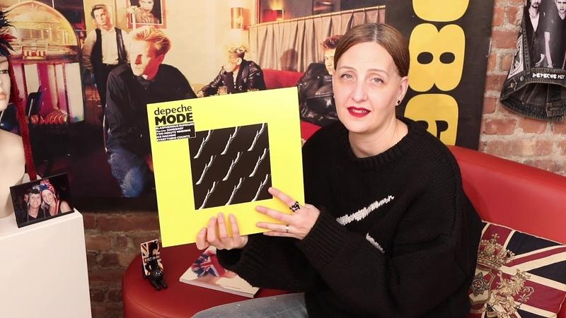 Depeche Mode - Some Great Reward | The 12 Singles - Fan Unboxing