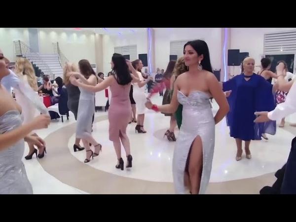 FÜLÜT MEYRO Arnavutların Düğününde Kaval ile Kızların Dansı oynamayan oynadı