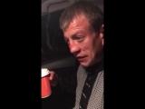 Сергей Тузов и Александр Кузьмин едут в Рязани ночию