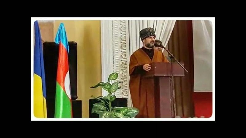 Хадис о рабыне| Заблуждение муджассима- (антропоморфисты) Шейх Ильяс Аш-Шишани- Имам г.Одессы, Украина