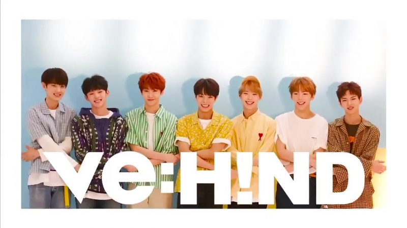 [VEHIND] - VERIVERY 프로필 촬영 현장 - - Behind the Scenes of VERIVERY's Profile Shooting - - ️