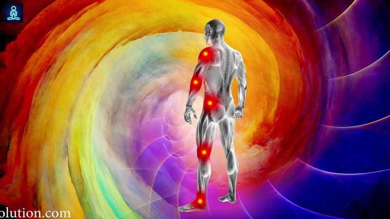 Общее заживление воспаления: бинауральные частоты ударов - воспалительное обезболивающее