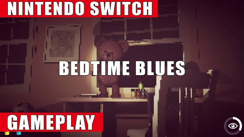 Bedtime Blues Nintendo Switch Gameplay