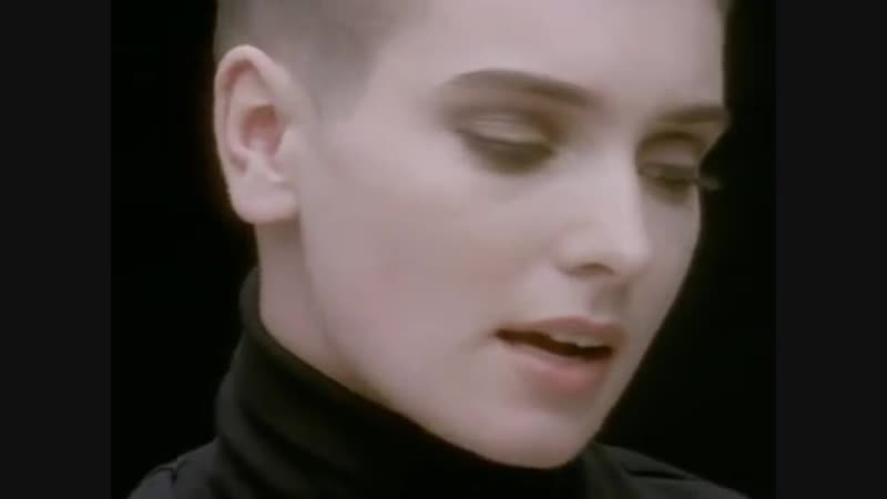 Sinéad OConnor - Nothing Compares 2U [Official Music Video]