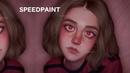 Look me in the eyes digital painting speedpaint 9ripka