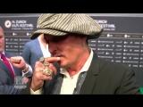 Johnny Depp Makes Rare Red Carpet Appearance At Zurich Film Festival
