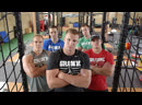 Rob Gronkowski TE training