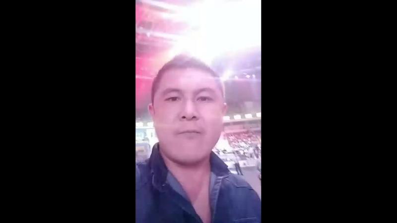 Шухрат Ивилказиев - Live