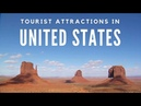 10 Top Tourist Attractions in the USA Travel Video