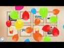 Развивающие мультики для самых маленьких Изучаем кухню Мультфильмы Пазлы 9