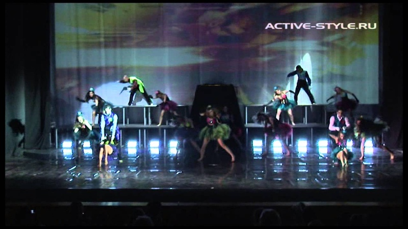 Active Style Dance Show: SHOW MUST GO ON - HD ('This Is Only The Beginning' Show)