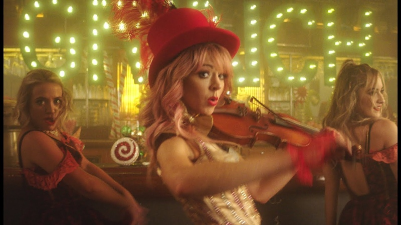 Lindsey Stirling ft. Sabrina Carpenter - Подлый мистер Гринч