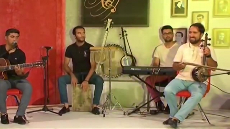 Aydın Sani Modern Music Group Səbuhi Zaman - Kölgə
