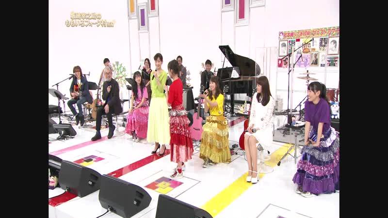 Momoiro Clover Z - Sakazaki Kounosuke no Momoiro Folk Mura Kanzenban 52 (91) 2018.12.13 pt.1