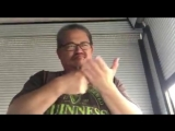vlog video, I announce about the group of pdcv issue