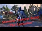 ESO l Tankplar-Dps build ''The Centurion''