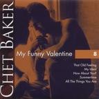 Chet Baker альбом Chet Baker Vol. 8