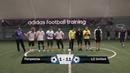 Патриоты 1-11 LZ United, обзор матча