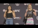 Jamie Moyle vs. Emily Whitmire - Media Day Face-Off - (UFC 226: Miocic vs. Cormier) - /r/WMMA