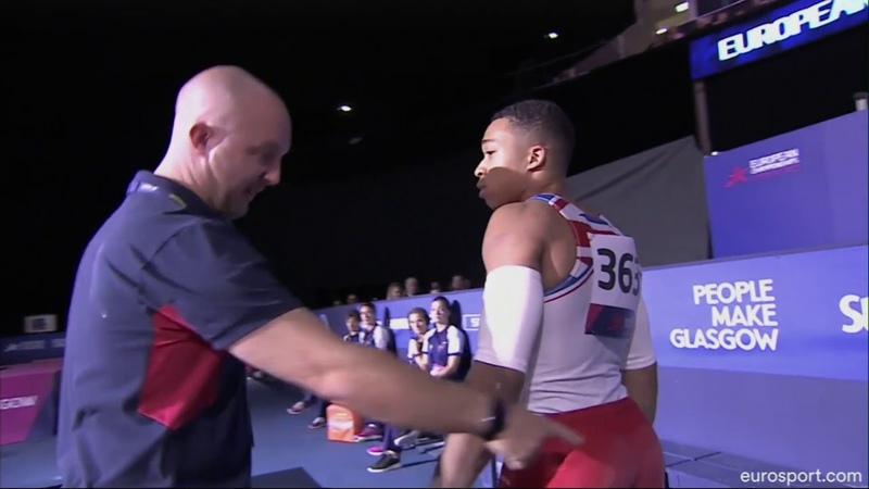 2018 European Artistic Gymnastics Championships EF PB