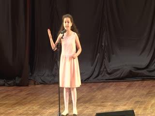 20. Гога Мария - Агния Барто «В театре»