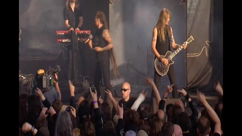 Amorphis Live At Rock Hard Festival (2011)