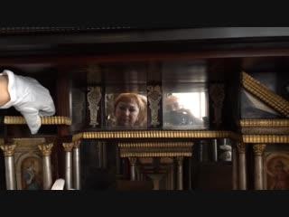 """Тайная жизнь шкафа. """"Смотритель"""" в Эрмитаже."""