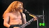 Megadeth - Anarchy In The UK (Live In Italy 1992) HD HQ