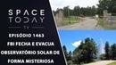 FBI Fecha E Evacua Observatório Solar de Forma Misteriosa - Space Today TV Ep.1463