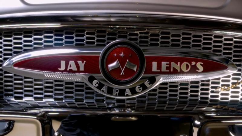Гараж Джея Лено 3 сезон 3 серия Jay Lenos Garage